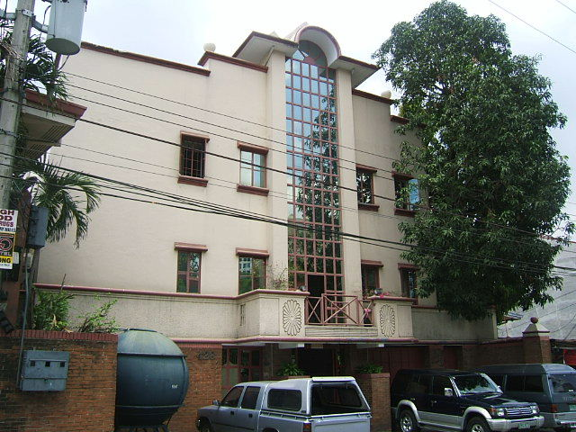 office warehouse building
