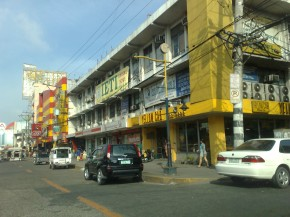 edsa commercial property