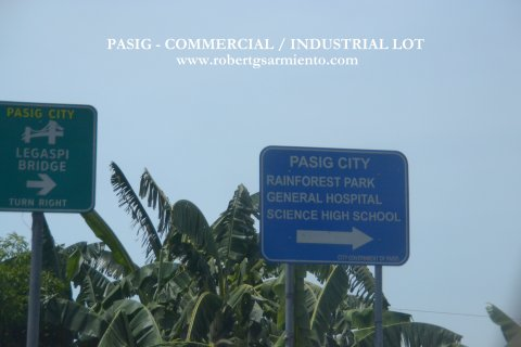 Commercial Property Pasig City